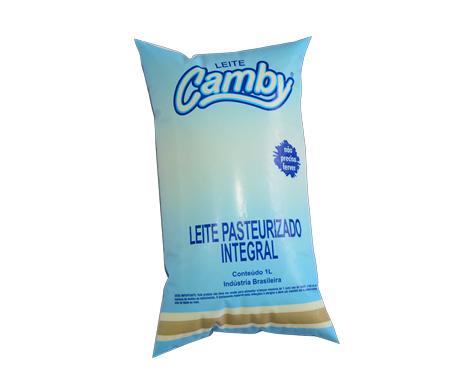 Leite Camby Pasteurizado Integral