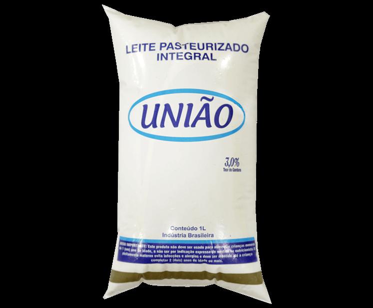 Leite Pasteurizado Integral União